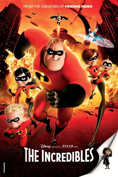 free movie the incredibles