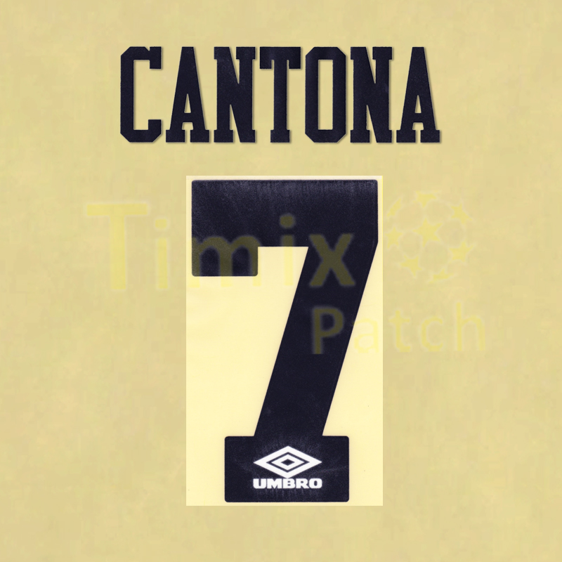 Check out our cantona shirt selection for the very best in unique or custom, handmade pieces from our. MANCHESTER UTD Away Shirt 1993-1994 Cantona#7 Retro Name ...