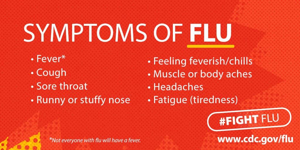 FLU/INFLUENZA: SYMPTOMS, THE VACCINE, AND HOW TO TREAT IT - New ...