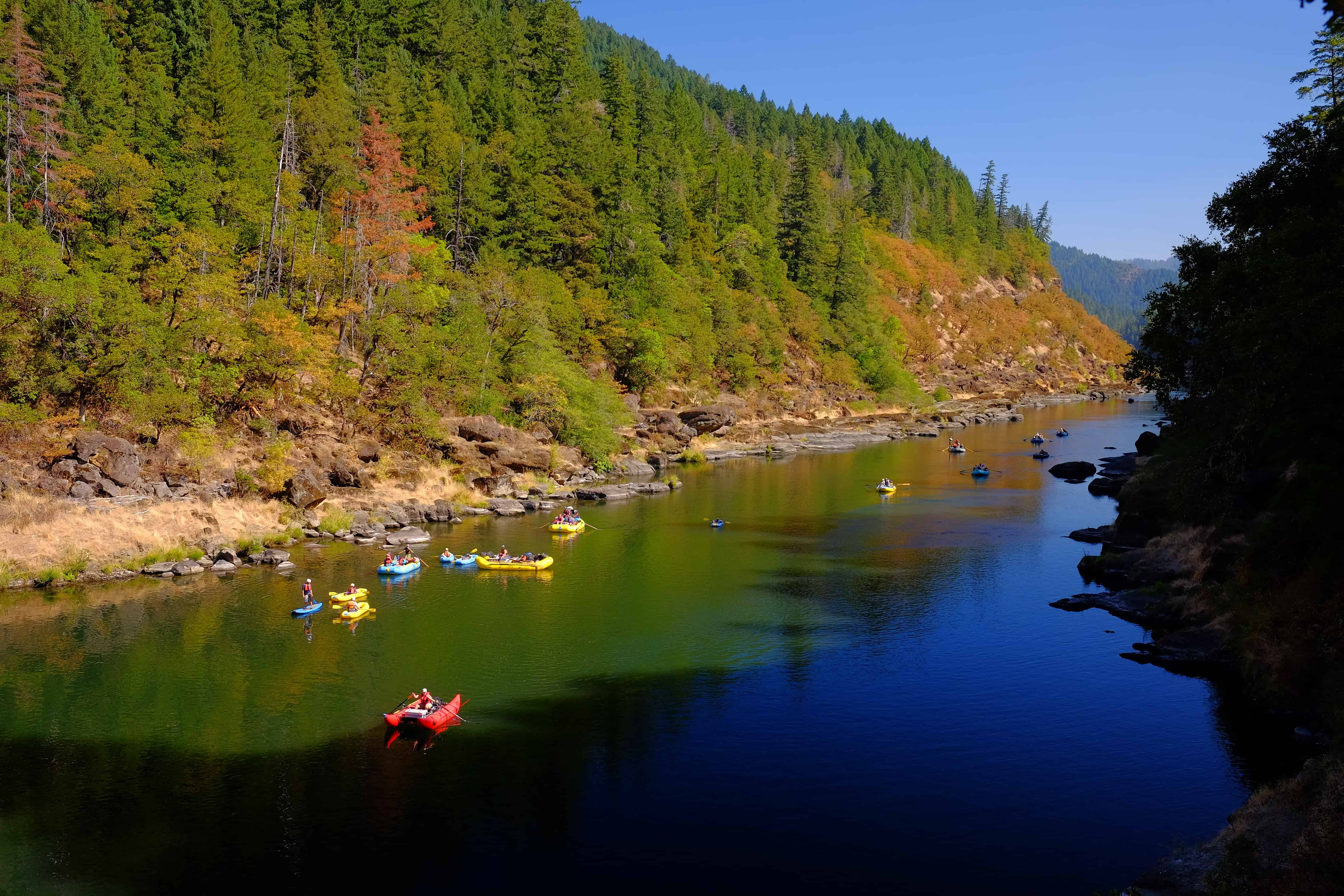 Protection of the Historic Rogue River | Northwest Rafting ...