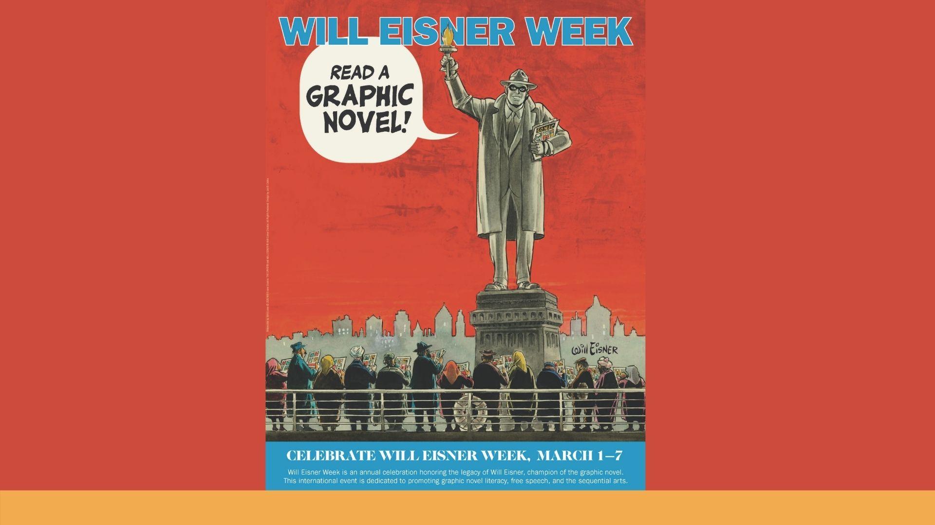 Will Eisner Week