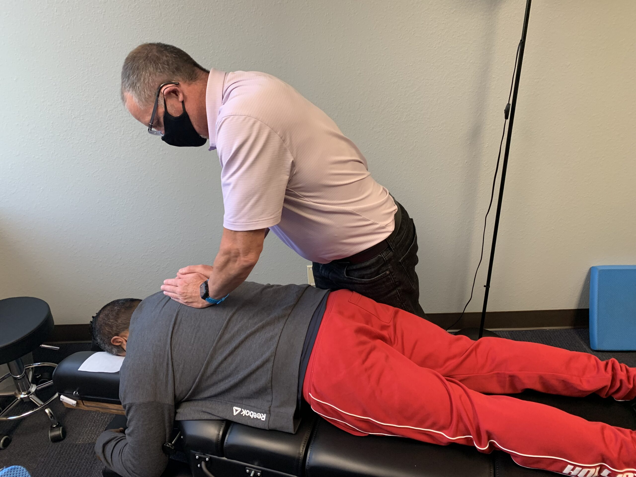 Chiropractic Care Comes to NWRTW