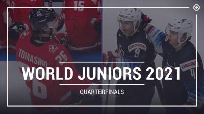 Finland vs Sweden | World Juniors 2021 Quarterfinal Game Live Online