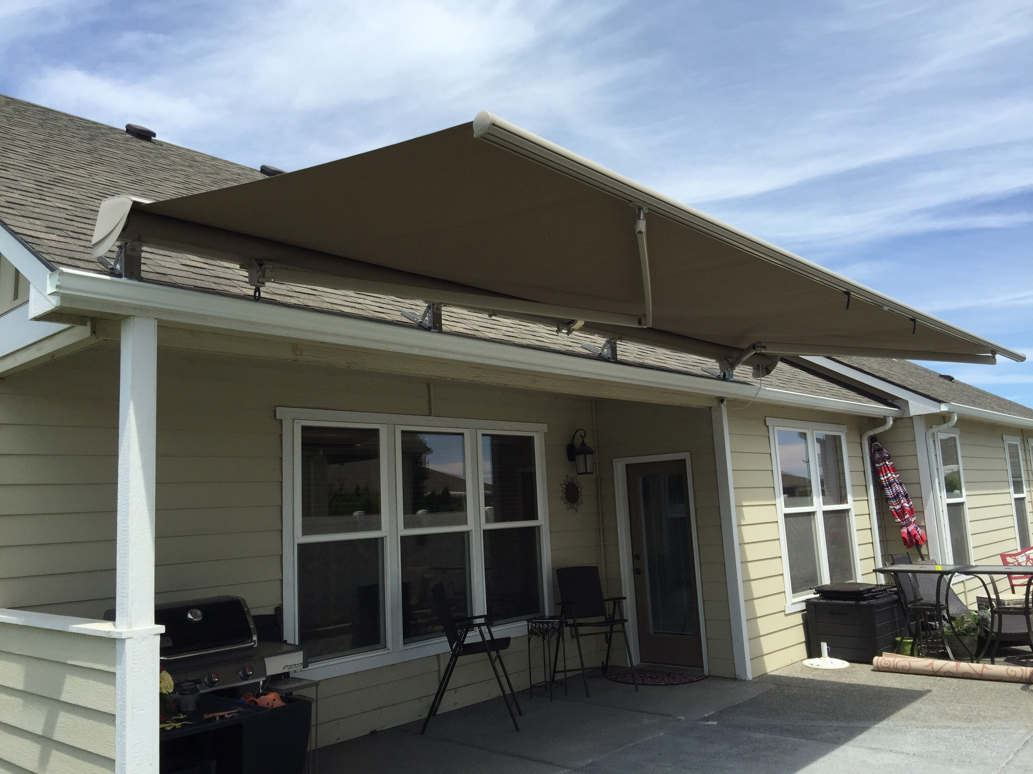 roof spring lake mounted nj awning watch in retractable