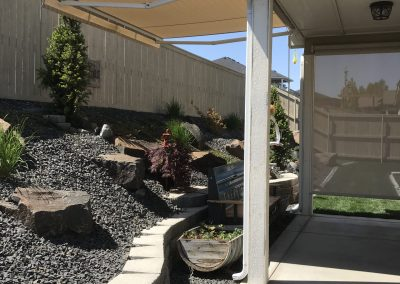 Retractable Awning and Patio Solar Shade