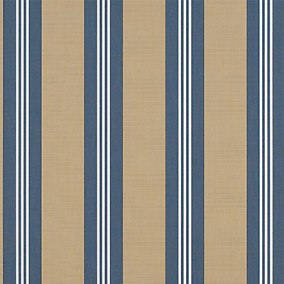 Sapphire-Vintage Stripe