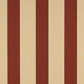 Havelock-Brick Stripe Sunbrella Fabric