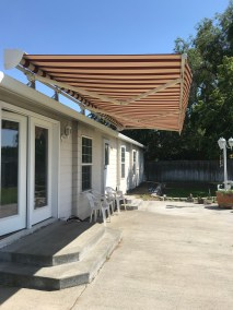 Roof Mounted Tuscon Awning