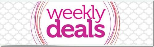weekly deal logo