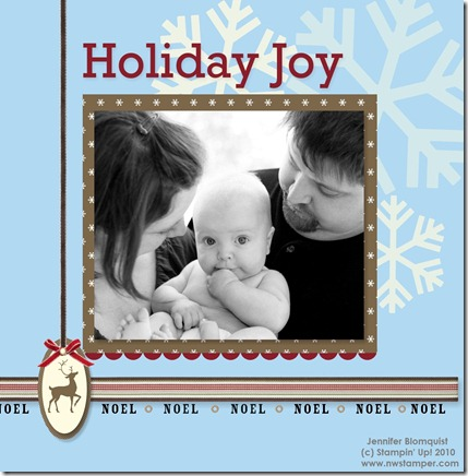 Holiday Joy MDS