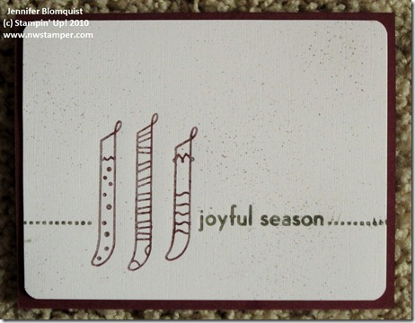 joyful season card sm
