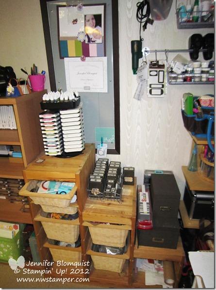 my craft room ikea drawers