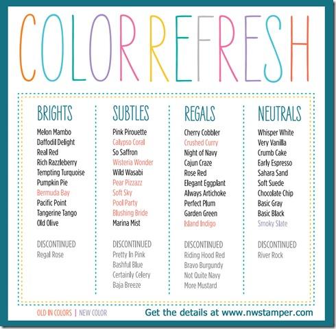 Color Refresh nwstamper