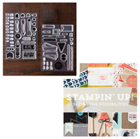 Show and Tell class & stamps