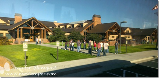Stampin up kanab facility tour founders circle 2013