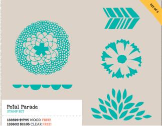 petal parade SAB 2014