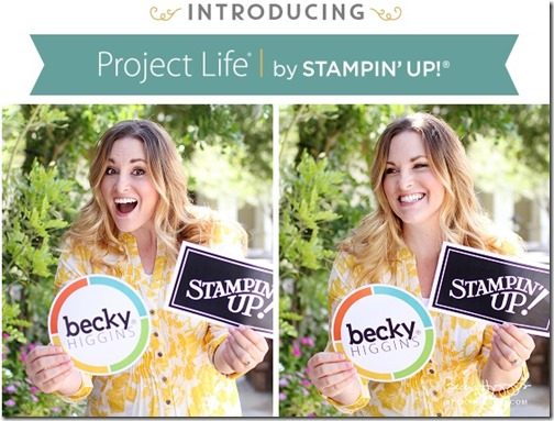 Project Life promo pic