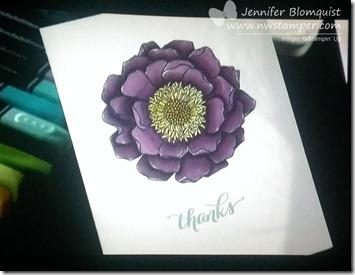 wisteria wonder blendabilities blended bloom