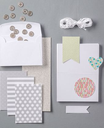 happenings card kit