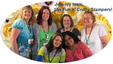 Join the Fun n' Crafty Stampers!