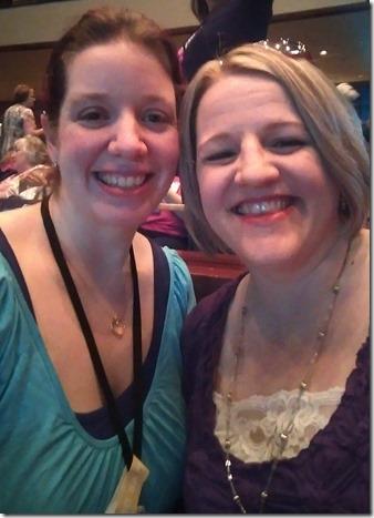 Jennifer Blomquist and Lyssa Zwolanek Leadership 2015