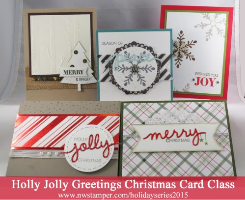 Holly Jolly Greetings Class Picture2