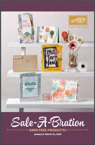 Sale-a-bration 2016 catalog