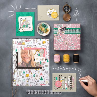 Pick a Pattern Suite by Stampin' Up