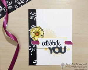 Amazing You Sale-a-bration card idea