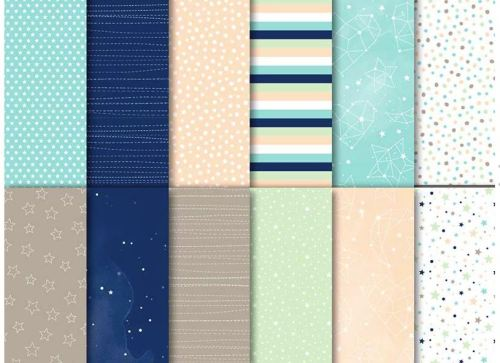 Twinkle Twinkle Designer Paper