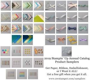 2019 Annual Catalog Sampler