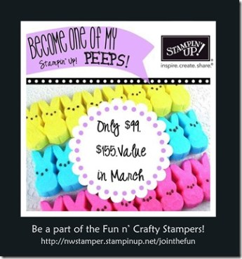 join the fun stampin up peeps