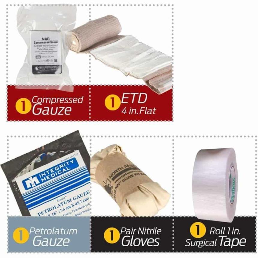 NAR - Individual aid kit Image