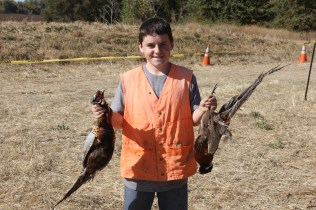 Another happy hunter.