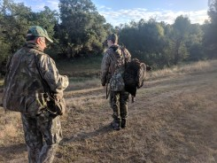 2018 Mariposa Youth Turkey Hunt