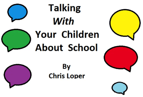 Talking About School Title Image