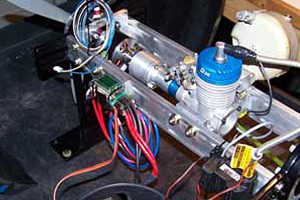 Onboard Electrical Power Generation For Uavs