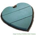 Oasis® Mache Solid Heart