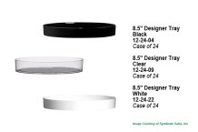 "8.5"" Designer Tray"