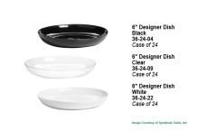 """6"""" Designer Dish"""