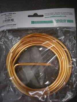 Gold Mega Wire