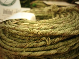Green Rustic Wire