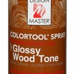 757 Glossy Wood Tone
