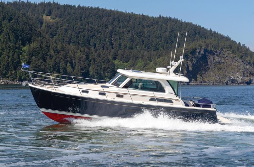 Sabre 38 Salon Express Northwest Yachting