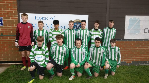 Nwyfl League Cup Semi Finals 2017 18 North Wilts Youth