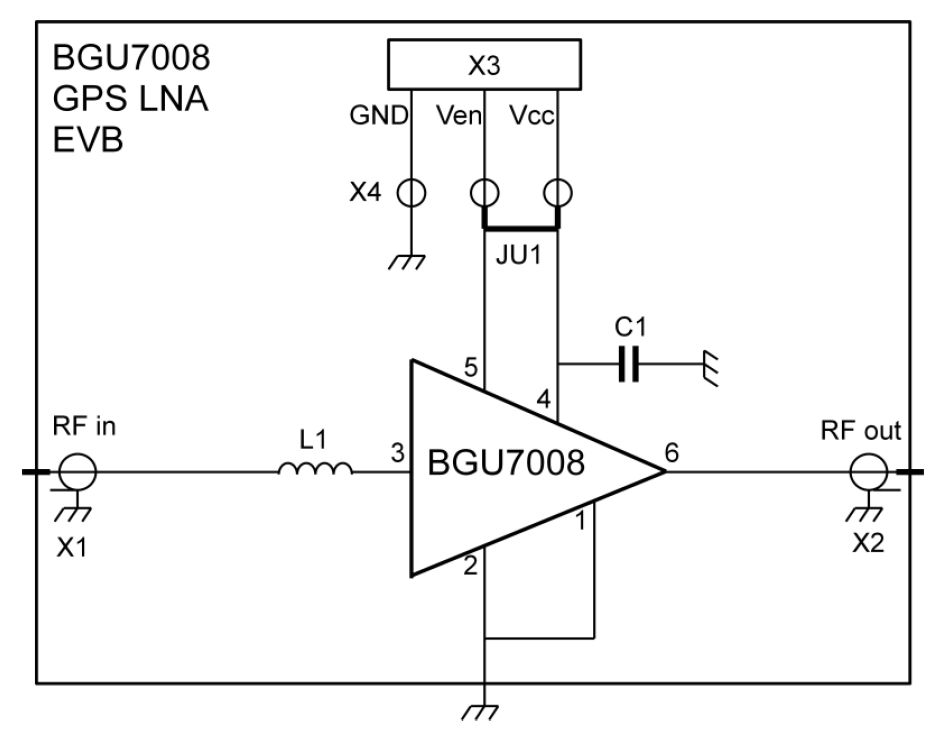 gps circuit board diagram