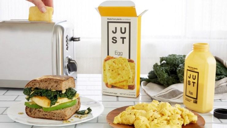 Eat Just Sells Vegan Equivalent Of 100 Million Eggs - Raises $200 Million In Latest Investment Round