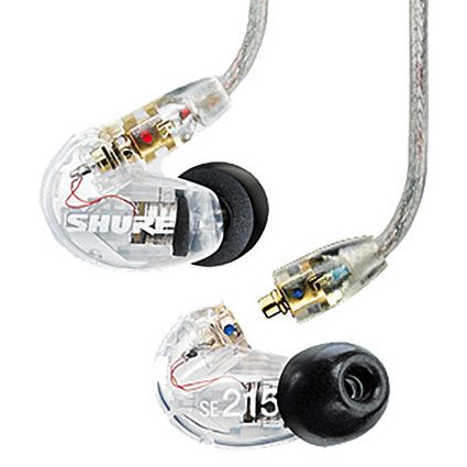 Shure PSM 300 Wireless In-Ear Monitoring Set with SE215 Earphones