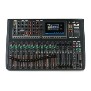 Soundcraft Si Impact Digital Mixer