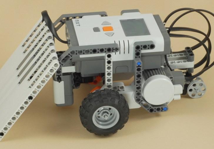 Nxt Sumo Bot Designs